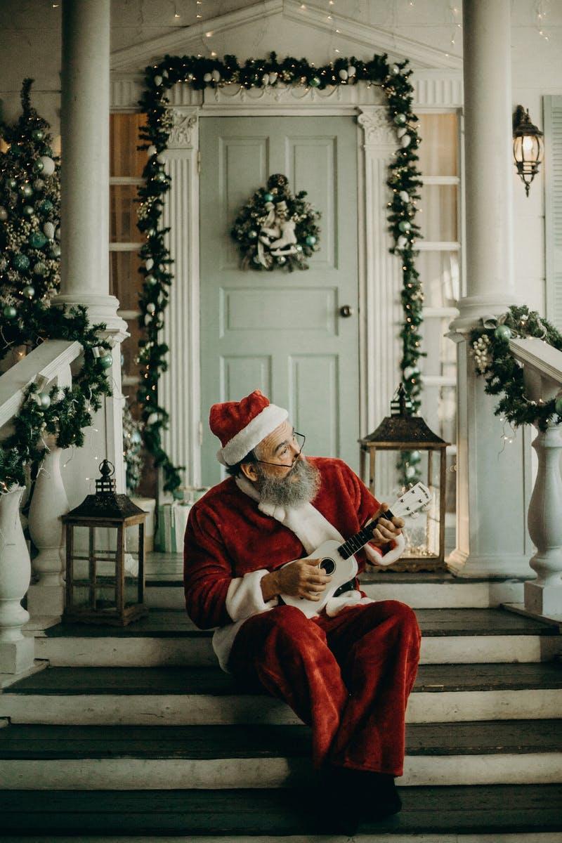 foto de navidad en Santa Sede