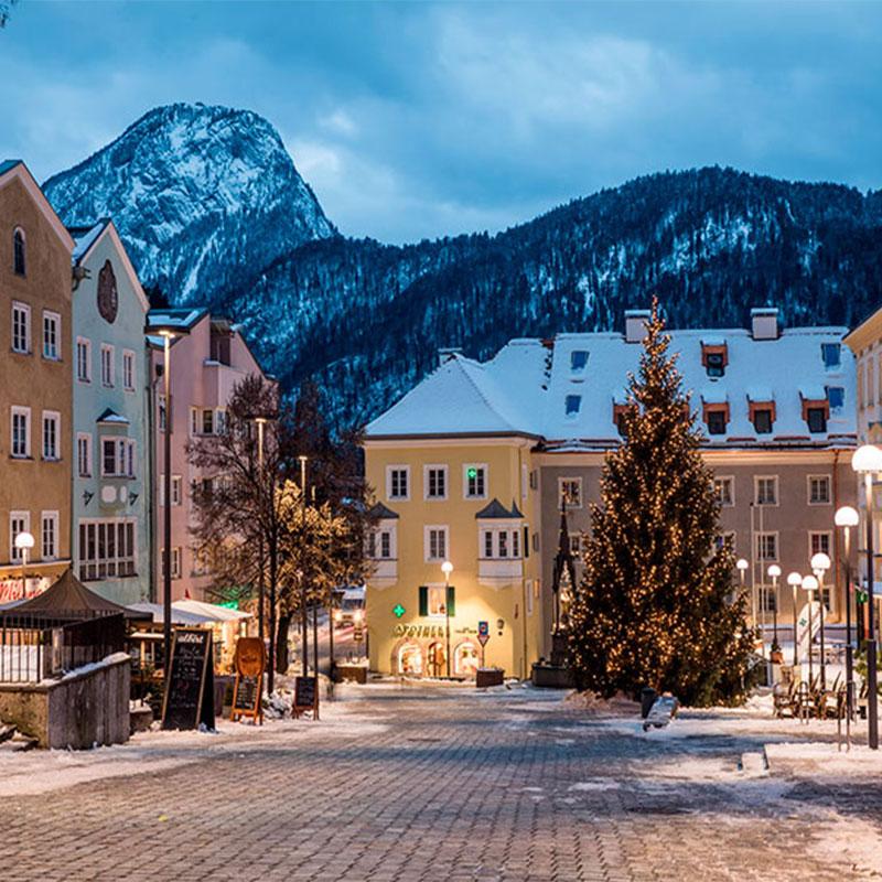 fotos de austria en navidad