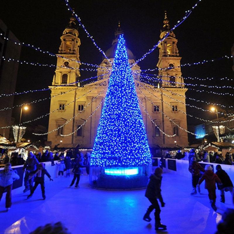 fotos de navidad de Hungria