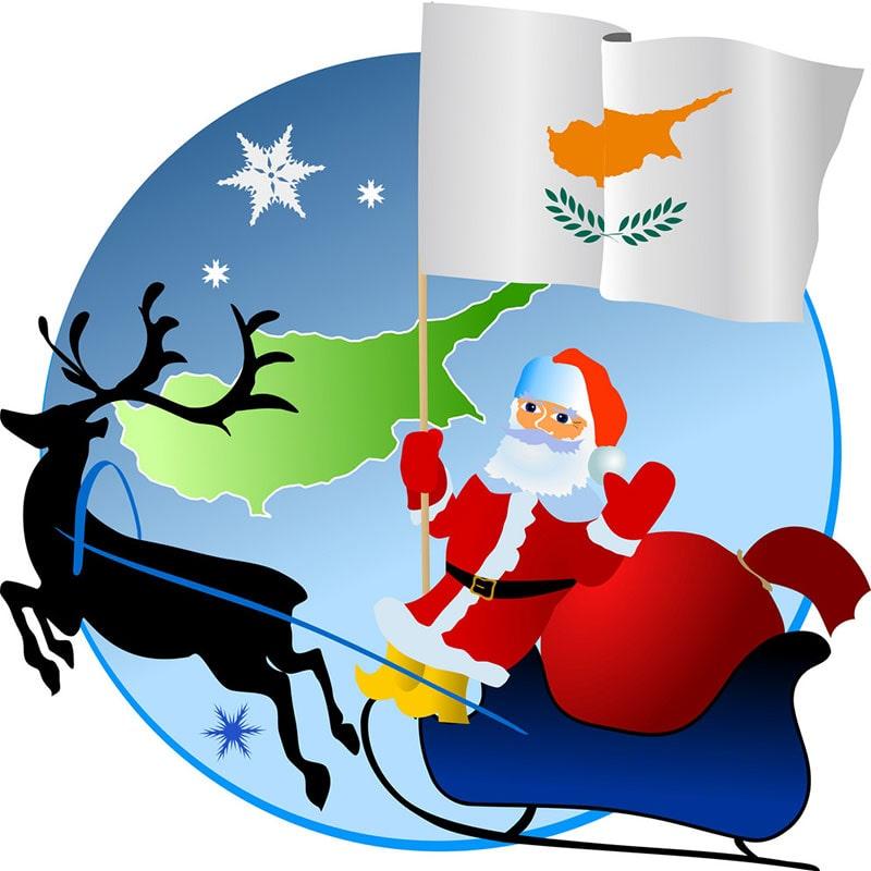 fotos navideñas de Chipre