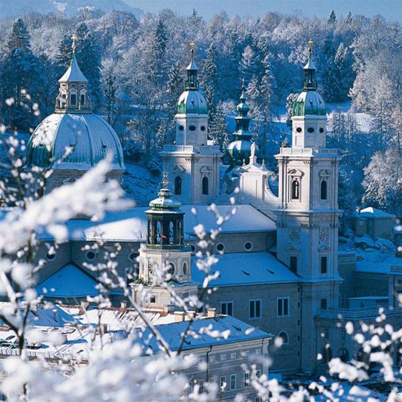 imagenes de austria en navidad