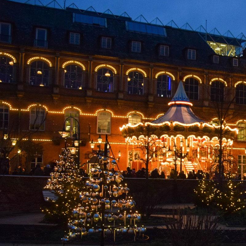 imágenes de Dinamarca en navidad