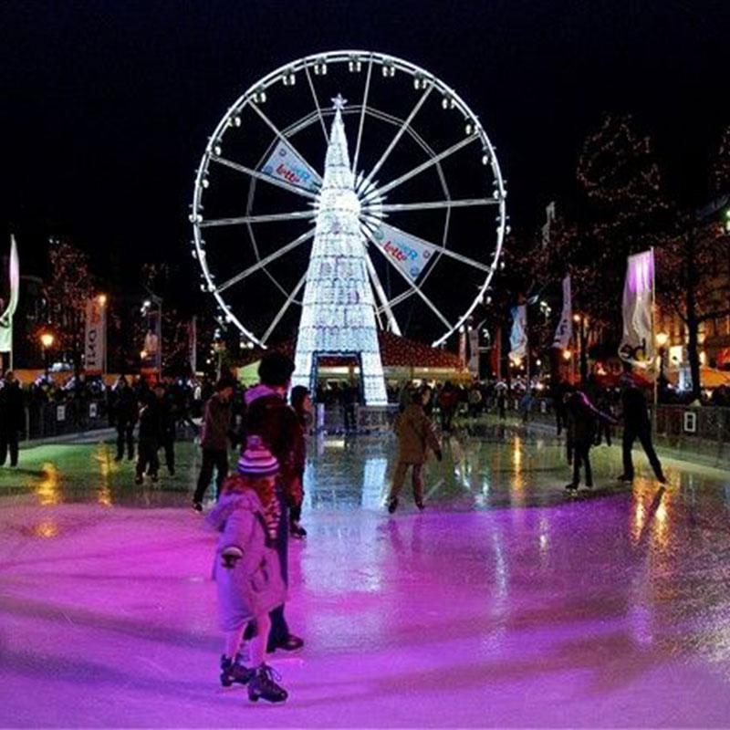 Imágenes de navidad de Bruselas