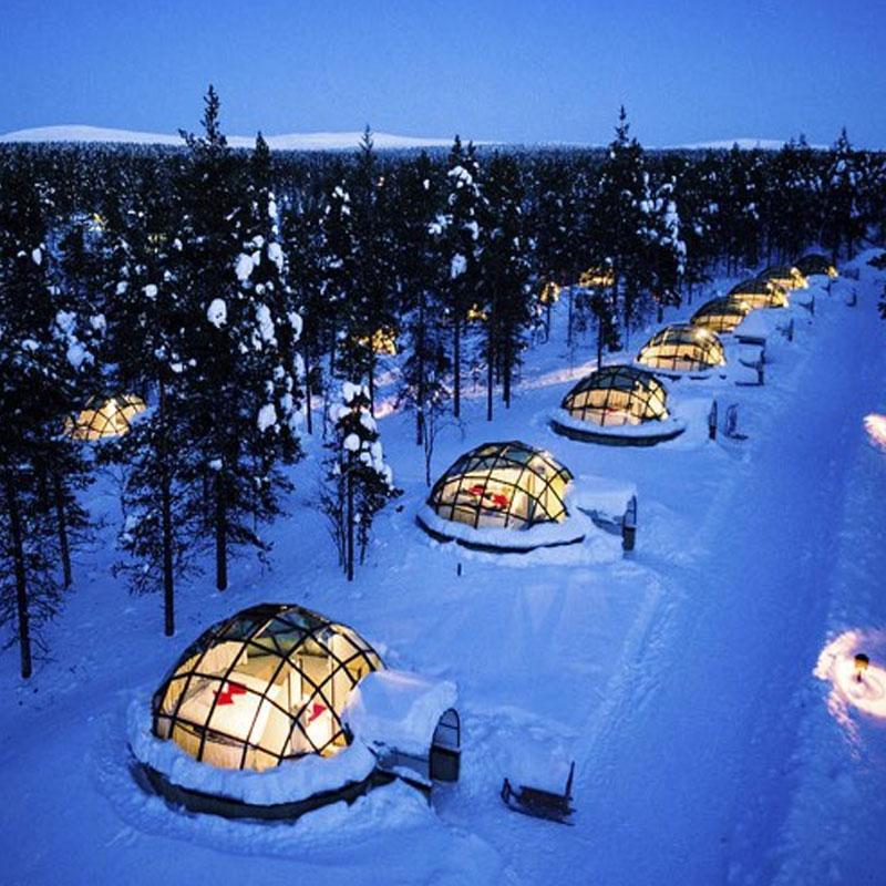 imagenes de navidad de Finlandia