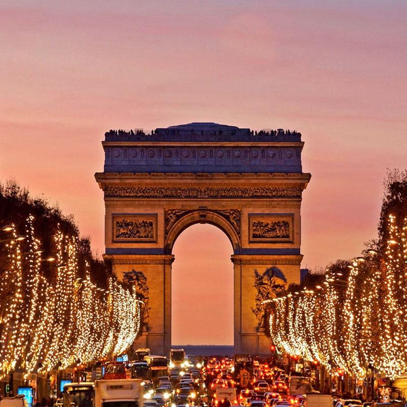imagenes de navidad de Francia