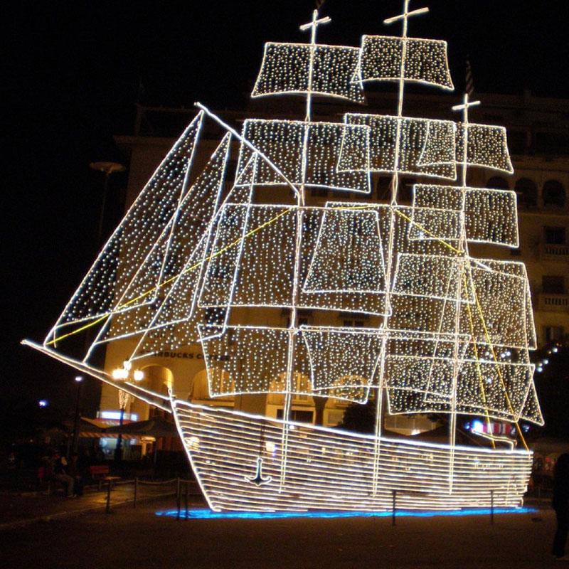 imagenes de navidad de Grecia