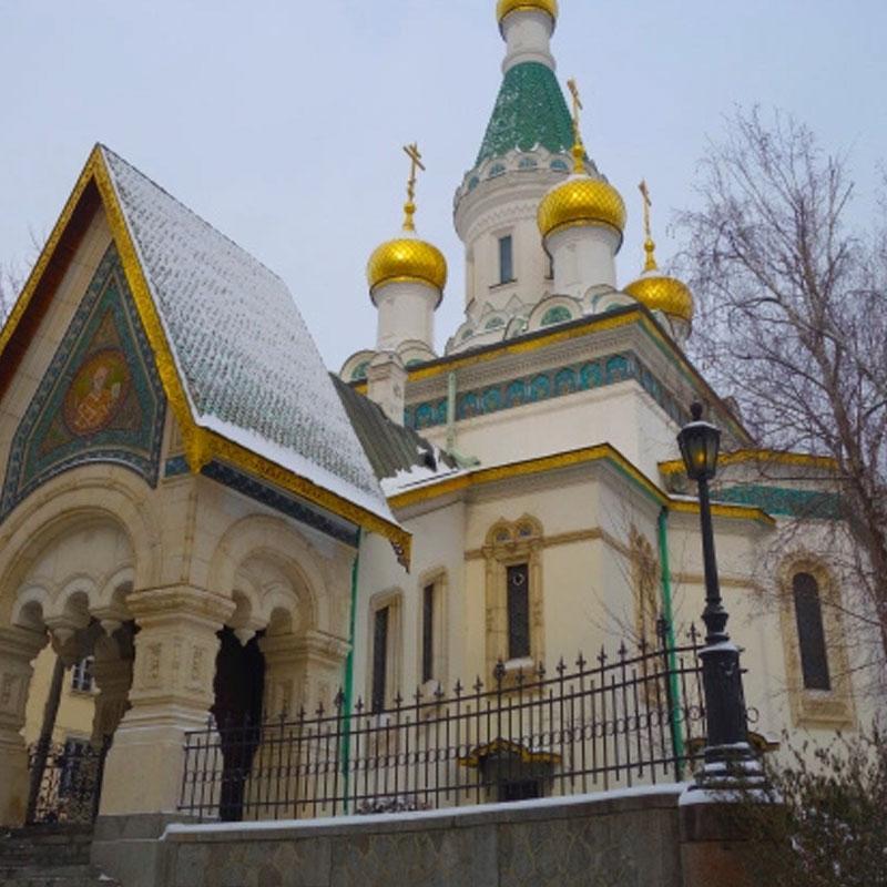 imágenes de navidad en Bulgaria