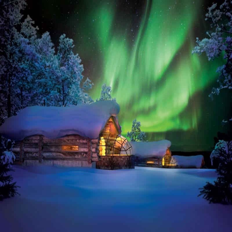 imagenes de navidad en finlandia