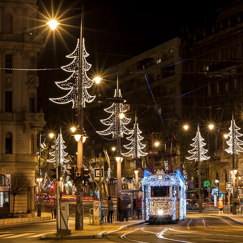 imagenes navideñas de Hungria