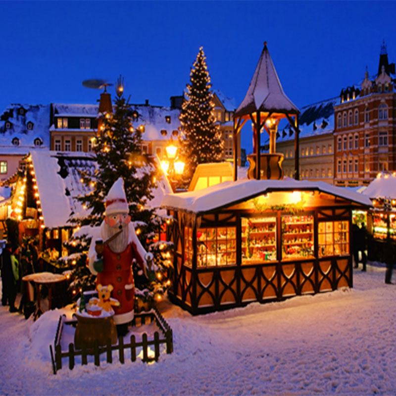 mercado de navidad de austria
