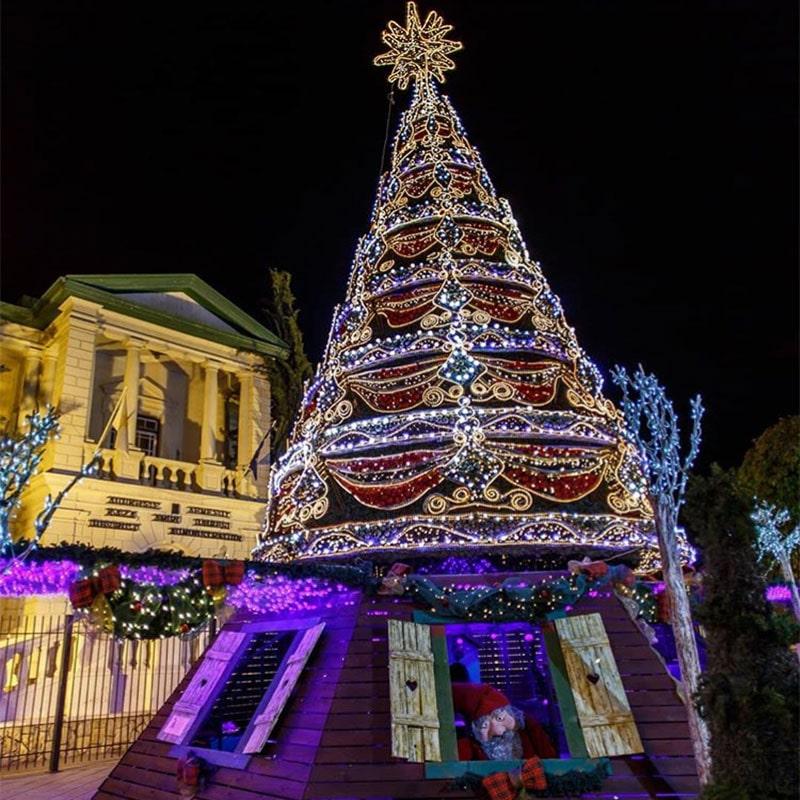 mercado de navidad de Chipre