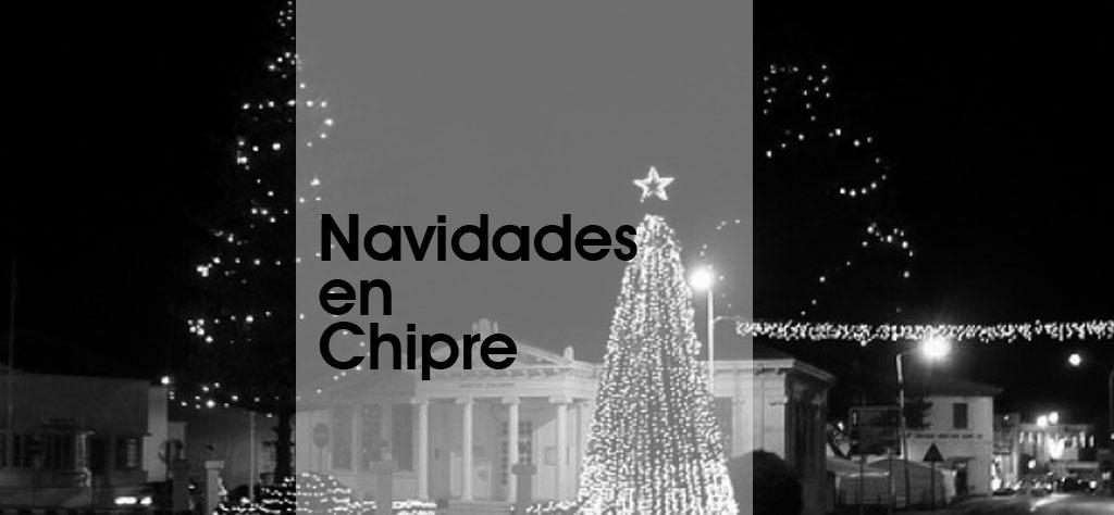 navidades en chipre