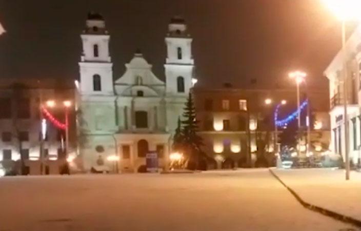 Navidad en Belarús