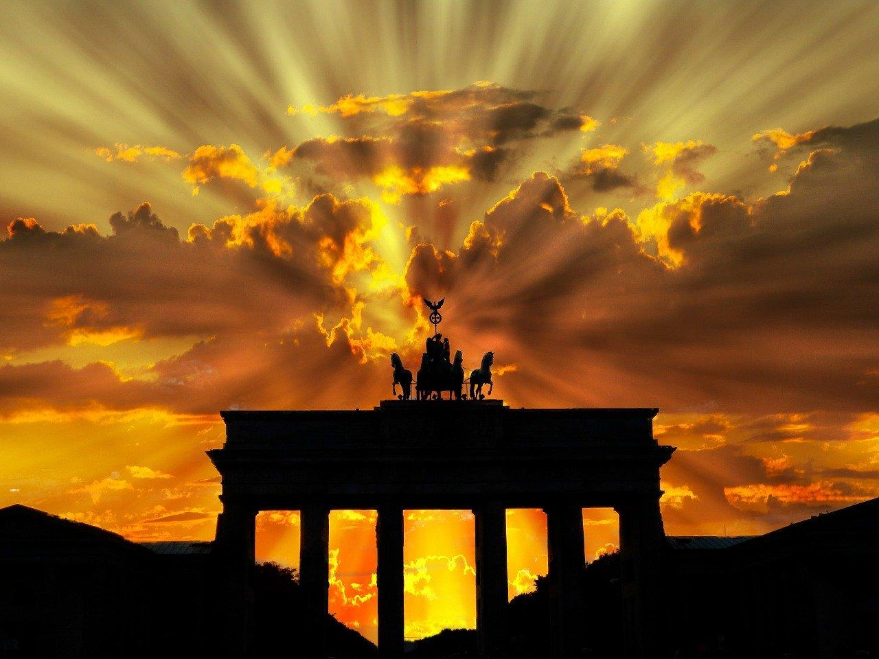 San valentín en Alemania