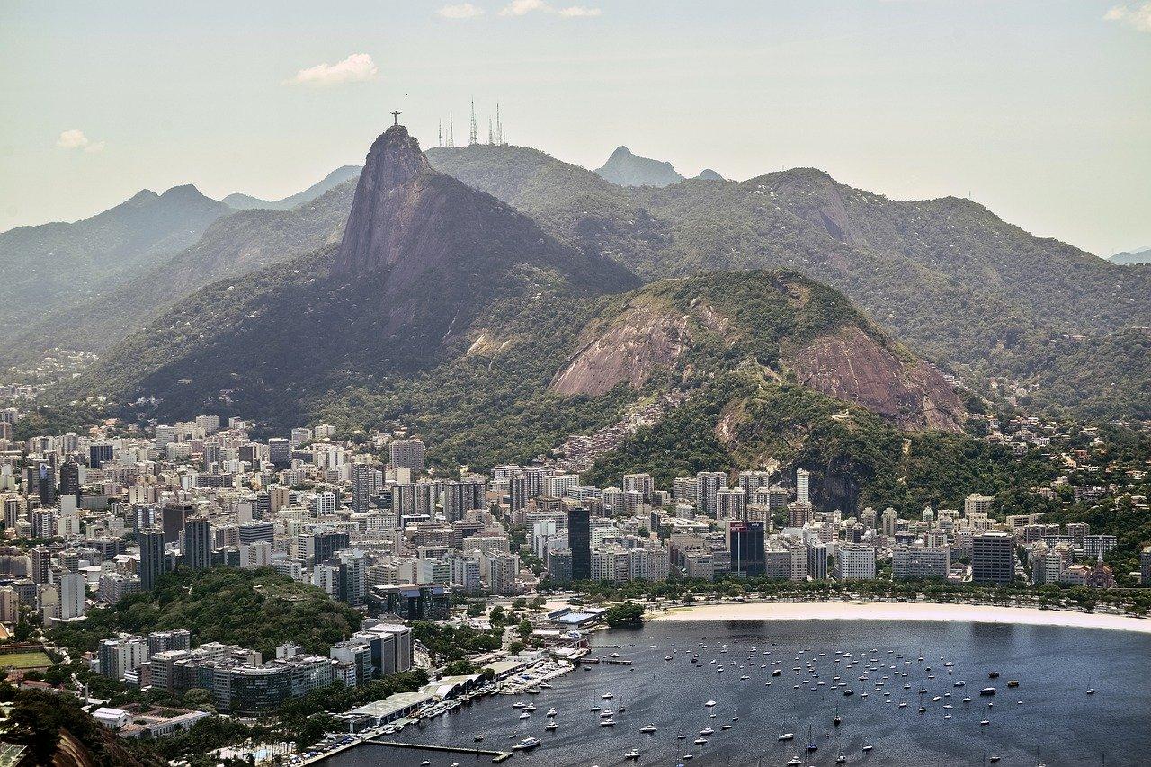 San valentín en  Brasil
