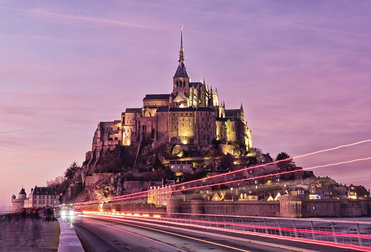 San valentín en  Francia