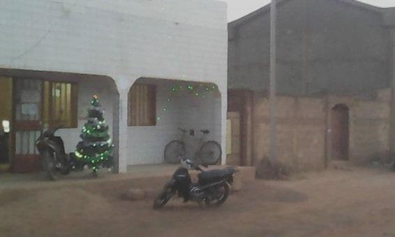 Uagadugú navidad