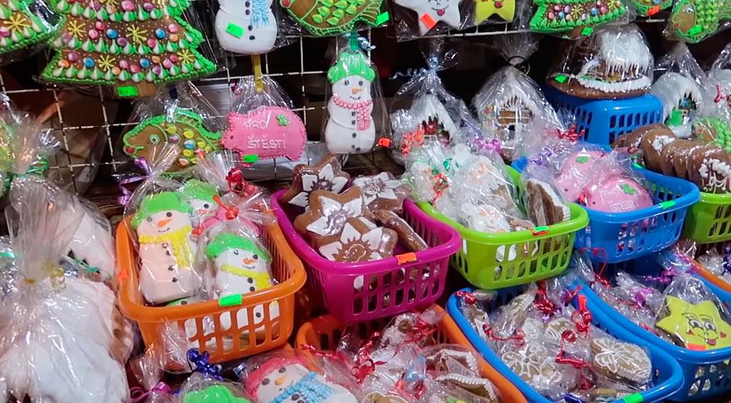 dulces navidad republica checa