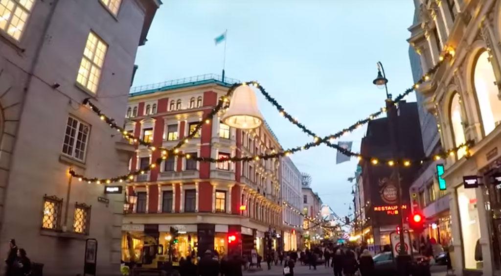 mercados de navidad noruega
