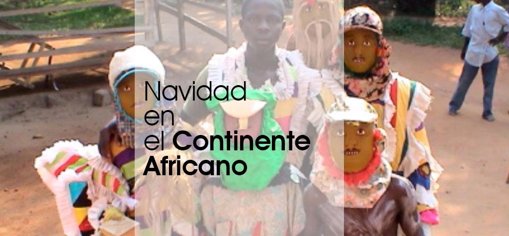 navidad en el continente africano camerun