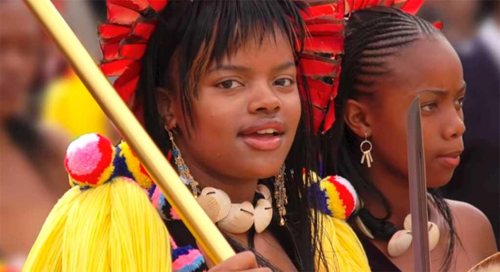 Navidad en Swazilandia